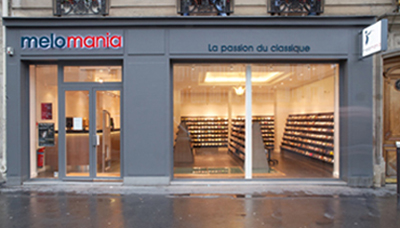 Magasin Melomania