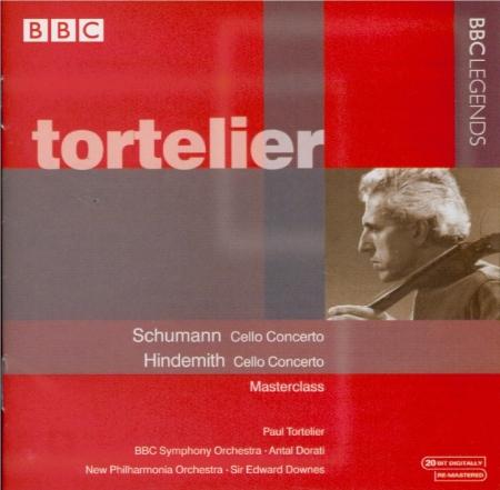 SCHUMANN - Tortelier - Concerto pour violoncelle et orchestre op.129