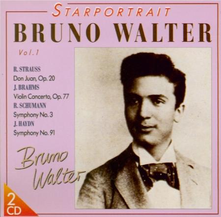 STRAUSS - Walter - Don Juan op.20
