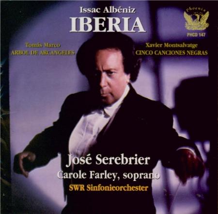 ALBENIZ - Serebrier - Iberia