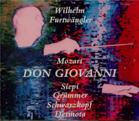 MOZART - Furtwängler - Don Giovanni (Don Juan), dramma giocoso en deux a Salzbourg 1953