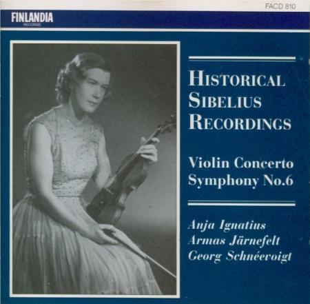 Historical Sibelius Recordings