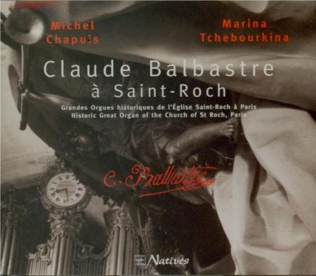 Claude Balbastre à St Roch