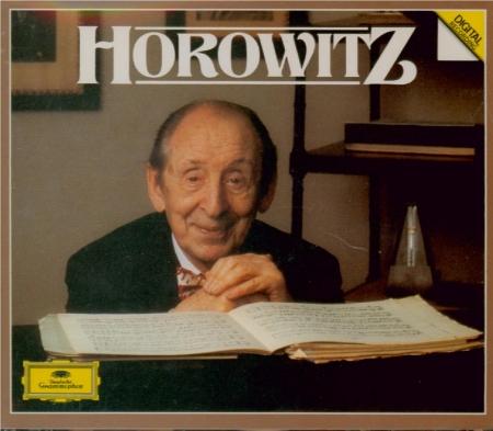 Horowitz (enregistrements 1985-87)