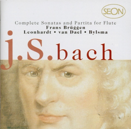 Complete Sonatas and Partita for Flute