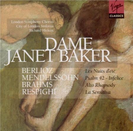 BERLIOZ - Baker - Les nuits d'été op.7