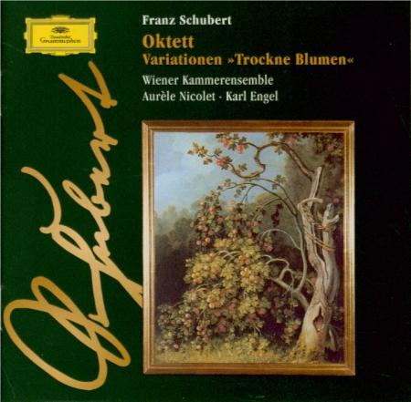 SCHUBERT - Wiener Kammeren - Introduction et sept variations en mi mineu