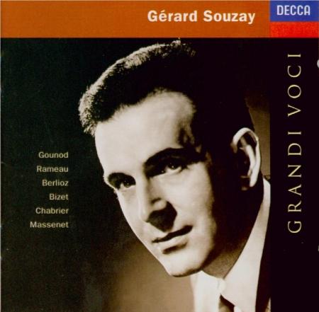GOUNOD - Souzay - Chanson de printemps (Tourneux), pour voix et piano