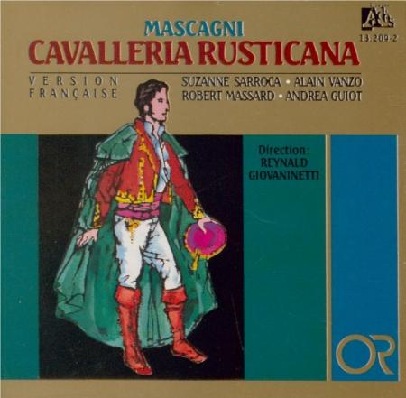 Mascagni : Cavalleria rusticana - Leoncavallo : Pagliacci - Page 5 442103