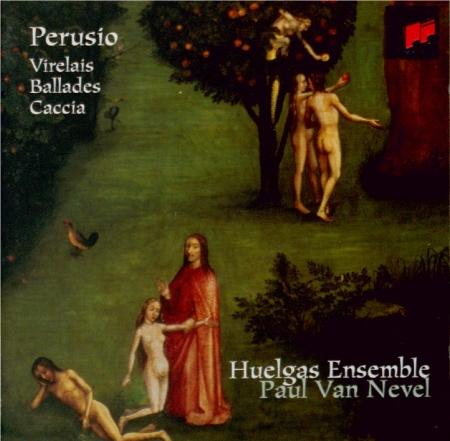 Virelais - Ballades - Caccia