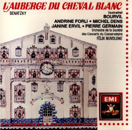 BENATZKY - Nuvolone - Auberge du Cheval Blanc (L') : extraits