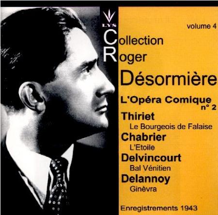 Roger Désormière Vol.4