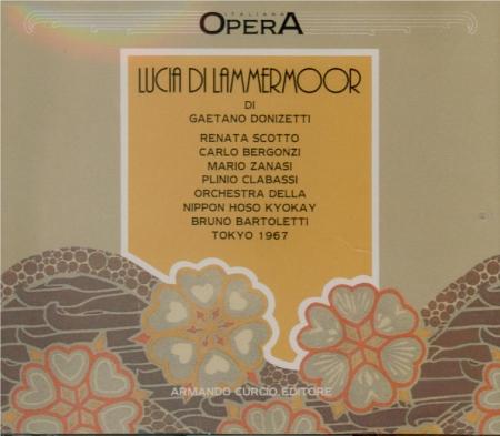 DONIZETTI - Bartoletti - Lucia di Lammermoor (live Tokyo 1967) live Tokyo 1967