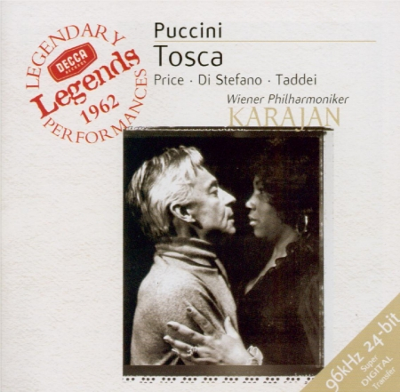 PUCCINI - Karajan - Tosca