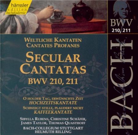 Secular Cantatas Vol.66