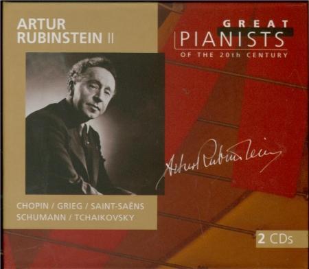 CHOPIN - Rubinstein - Concerto pour piano et orchestre n°2 en fa mineur Vol.2