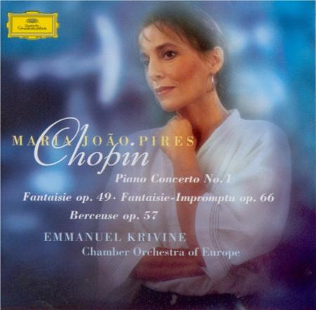 CHOPIN - Pires - Concerto pour piano et orchestre n°1 en mi mineur op.11