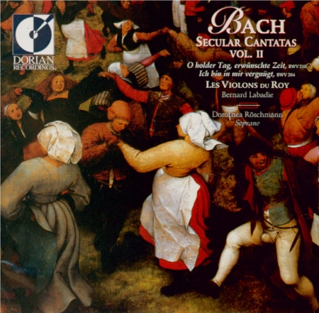 Secular Cantatas Vol.2