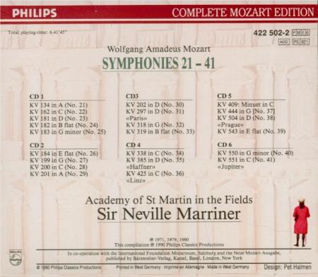 Mozart édition vol.2