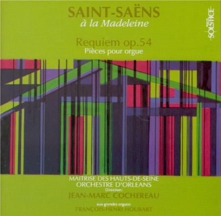 SAINT-SAËNS - Cochereau - Requiem op.54