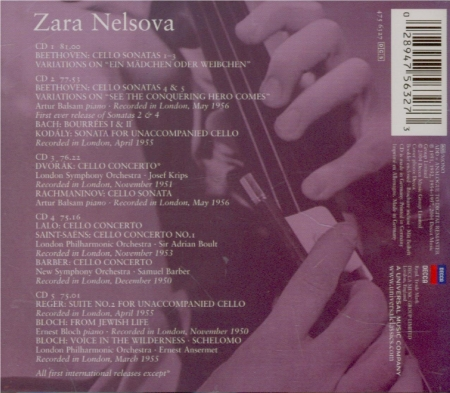Decca Recordings 1950-1956