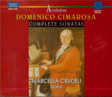 CIMAROSA - Crudeli - Sonates pour piano