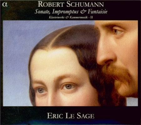 SCHUMANN - Le Sage - Sonate pour piano n°3 en fa mineur op.14 'Concert s