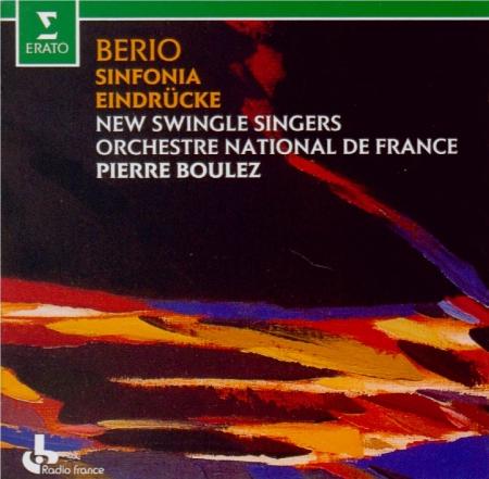 BERIO - Boulez - Sinfonia