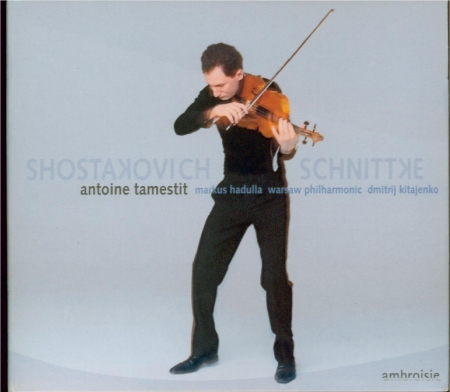 SCHNITTKE - Tamestit - Concerto pour alto et orchestre
