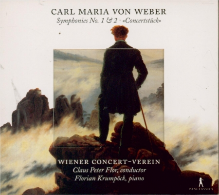 WEBER - Flor - Symphonie n°1 en do majeur