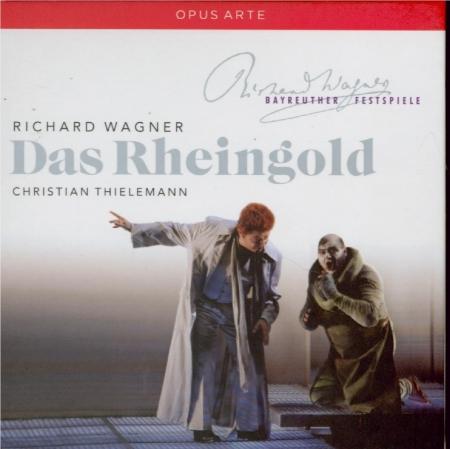 WAGNER - Thielemann - Das Rheingold (L'or du Rhin) WWV.86a Live Bayreuth