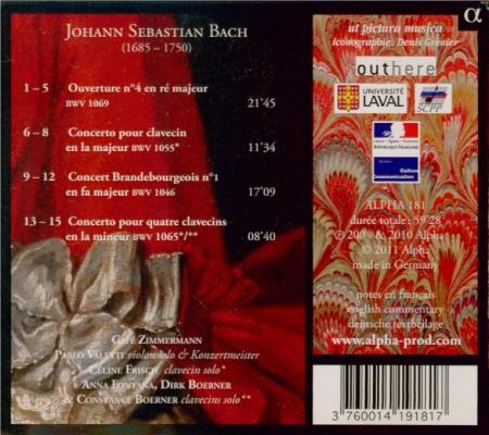 Concerts avec plusieurs instruments Vol.6