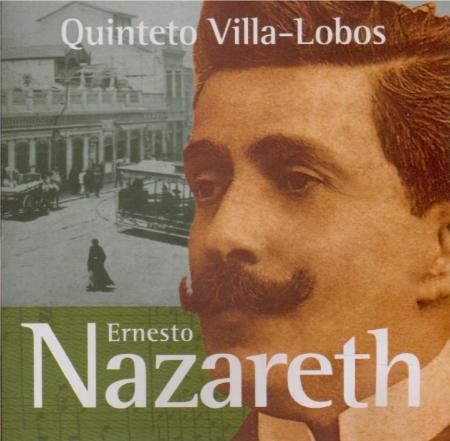 NAZARETH - Quinteto Villa - Odeon (Arrangements) Arrangements