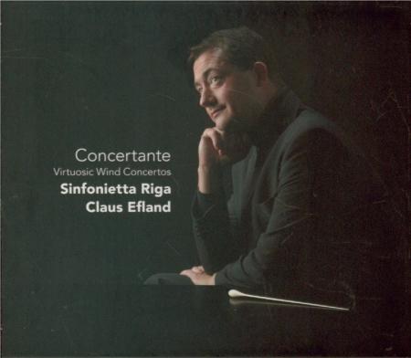 Concertante Virtuosic Wind Concertos