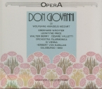 MOZART - Karajan - Don Giovanni (Don Juan), dramma giocoso en deux actes Live Salzburg 1960