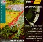 MAHLER - Gielen - Symphonie n°1 'Titan'