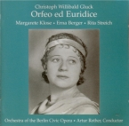 GLUCK - Rother - Orfeo ed Euridice (version italienne)