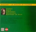 MOZART - Billy - Le nozze di Figaro (Les noces de Figaro), opéra bouffe