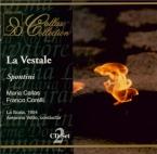 SPONTINI - Votto - La vestale (Live Scala di Milano, 7 - 12 - 1954) Live Scala di Milano, 7 - 12 - 1954