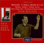 MOZART - Bolton - Messe en ut mineur, pour solistes, chœur et orchestre