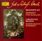 BACH - Karajan - Magnificat en ré majeur, pour solistes, chœur et orches