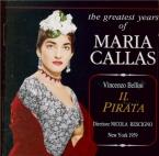 BELLINI - Rescigno - Il pirata (Le pirate) (Live New York 27 - 1 - 1959) Live New York 27 - 1 - 1959