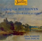 8 sonates pour flûte et piano