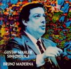 MAHLER - Maderna - Symphonie n°7 'Chant de la nuit' live Wien, 27 - 5 - 1967