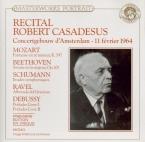 Récital Concertgebouw 11 février 1964