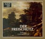 WEBER - Furtwängler - Der Freischütz (live Salzburg 26 - 7 - 1954 (Stereo)) live Salzburg 26 - 7 - 1954 (Stereo)
