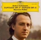SCHUMANN - Pollini - Sonate pour piano n°1 en fa dièse mineur op.11 'Flo