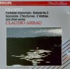 CHOPIN - Arrau - Fantaisie-impromptu pour piano en do dièse mineur op.po