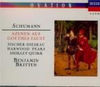 SCHUMANN - Britten - Szenen aus Goethes Faust (Scènes du Faust de Goethe