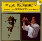 BRAHMS - Abbado - Symphonie n°3 pour orchestre en fa majeur op.90